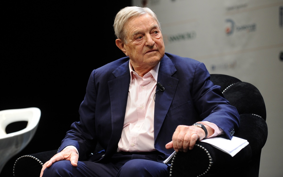 When Oligarchs Get Hacked: The George Soros Leak