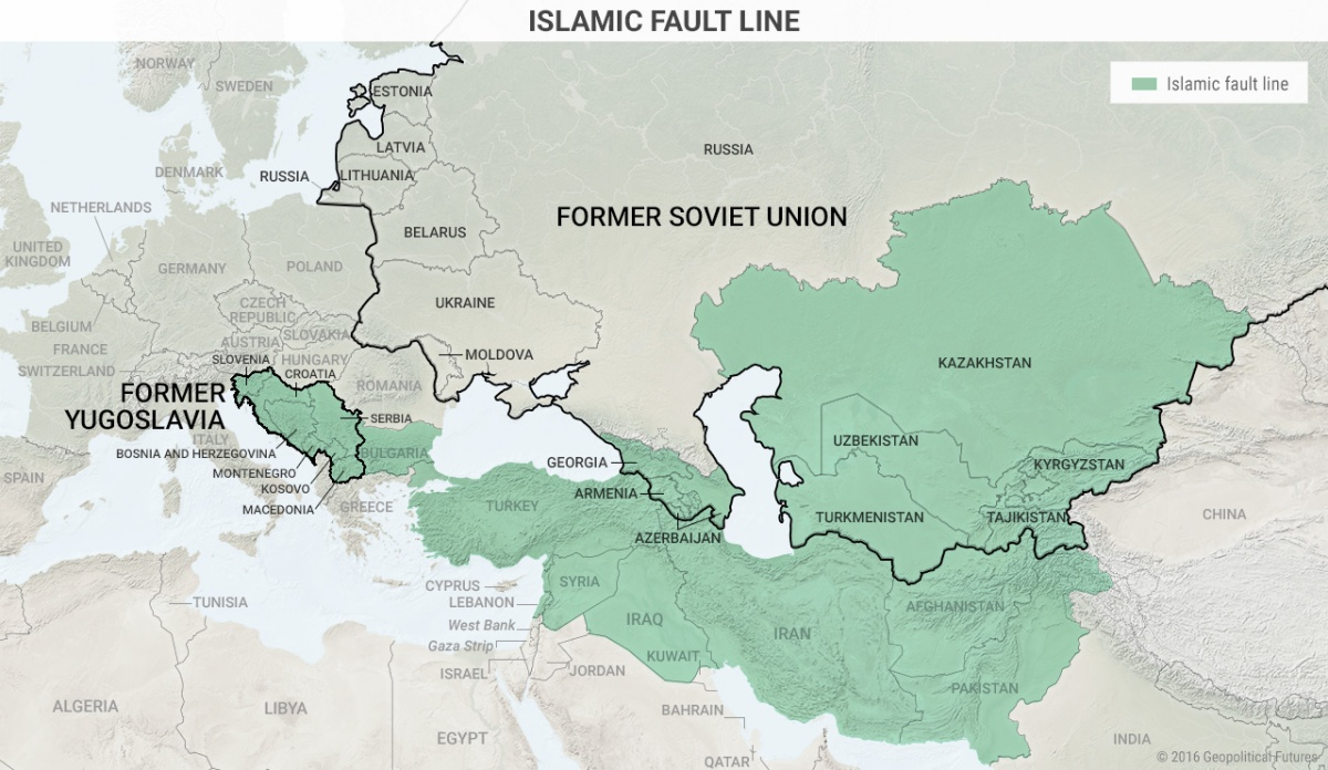 Turkey, Russia, and the Geopolitical Endgame of Eurasia