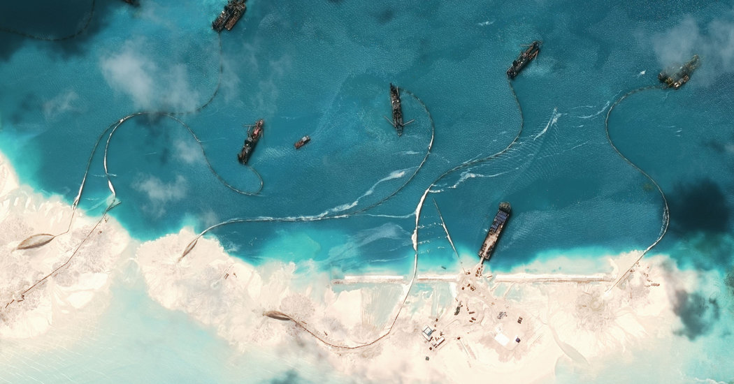 China Challenges Japan, Australia Told to Pick a Side in South China Sea